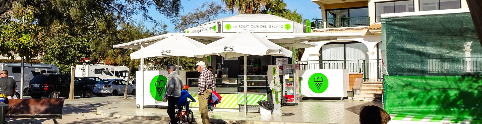 La Boutique del Gelato Ciudad Jardín