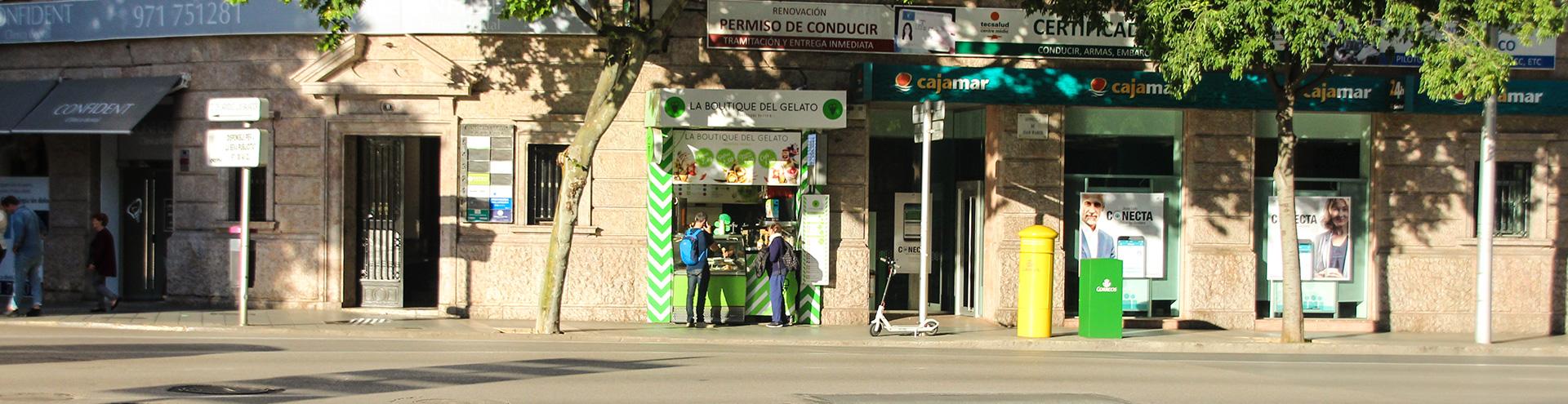 La Boutique del Gelato Avenidas