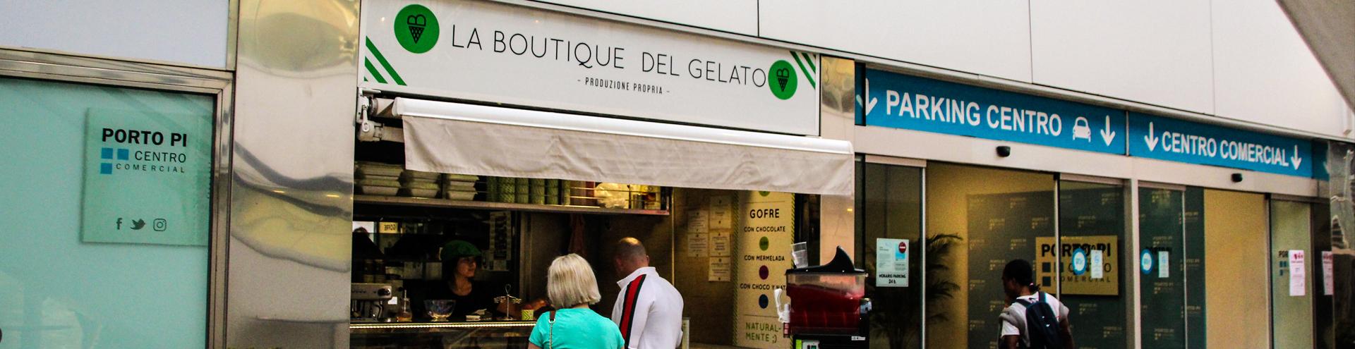 La Boutique del Gelato Porto Pí