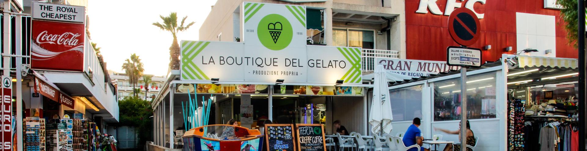 La Boutique del Gelato Alcudia