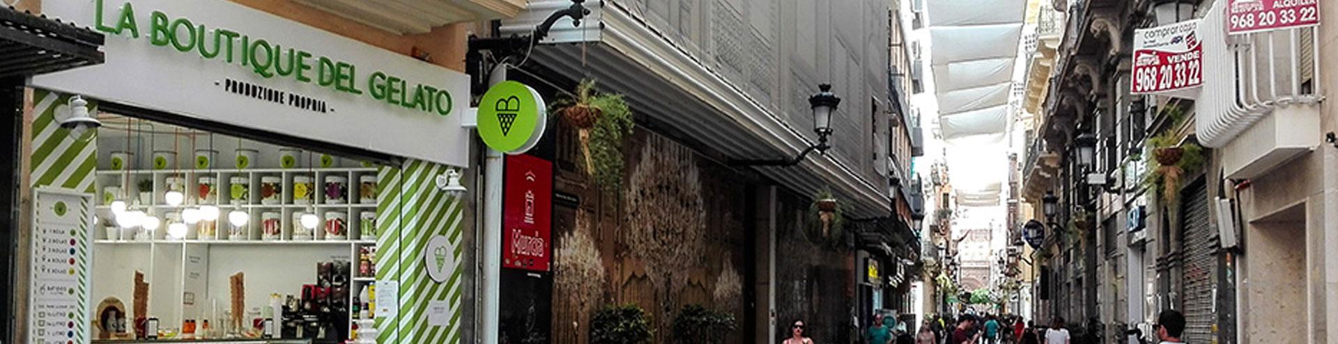 La Boutique del Gelato Murcia